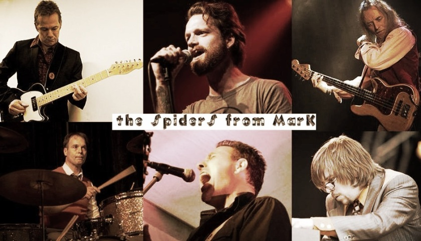 the spiders from mark