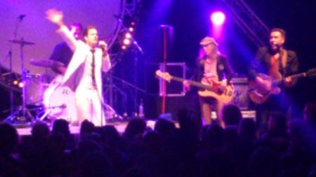 live @ volt rocks out 2013