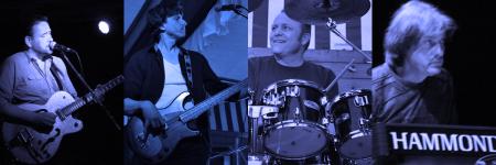 the Shuffle House Band